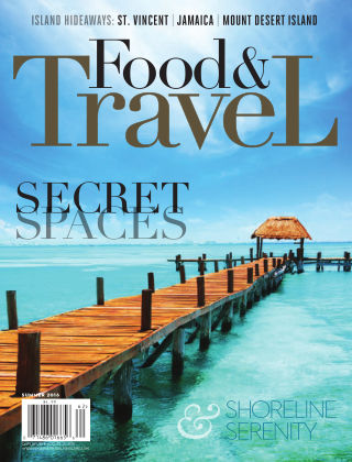 Food and Travel Magazine Summer 2016