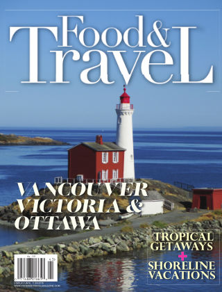 Food and Travel Magazine FALL 2016