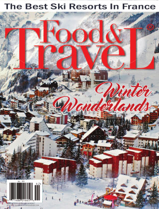 Food and Travel Magazine Winter 2017