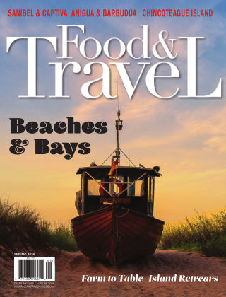 Food and Travel Magazine Spring 2018