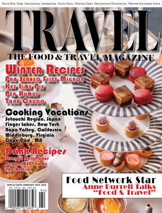 Food and Travel Magazine Winter 2019