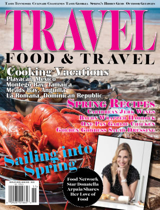 Food and Travel Magazine Spring/Summer