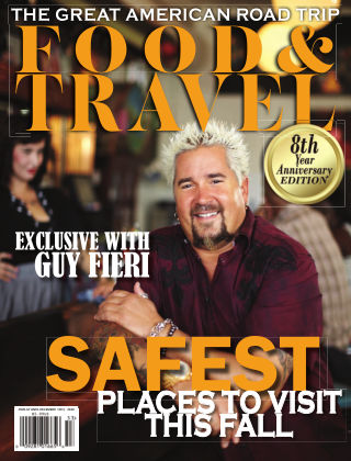 Travel Food & Travel Magazine Fall 2020