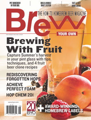 Brew Your Own July-August 2015