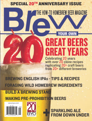 Brew Your Own September 2015