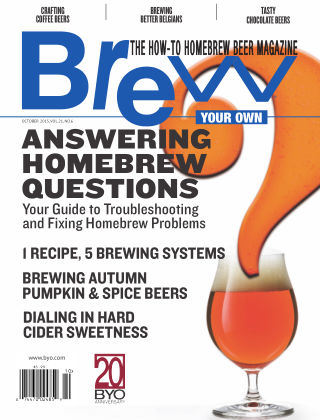 Brew Your Own October 2015