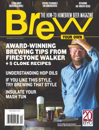 Brew Your Own December 2015