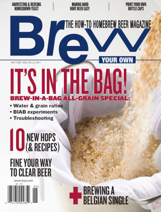 Brew Your Own May-June 2016