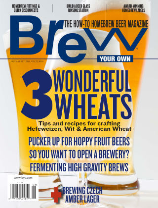Brew Your Own July-August 2016
