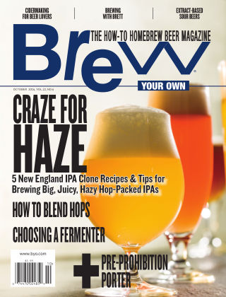 Brew Your Own October 2016