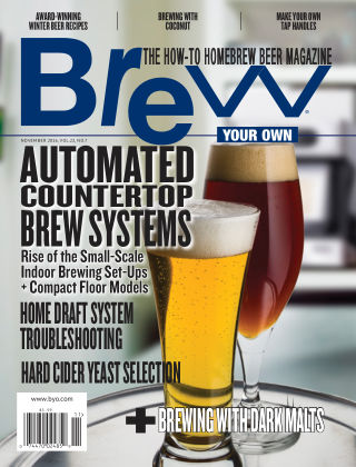 Brew Your Own November 2016