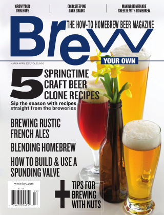 Brew Your Own March-April 2017