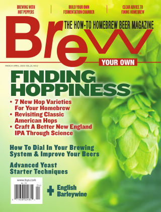 Brew Your Own March-April 2019