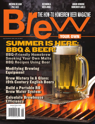 Brew Your Own July-August 2019