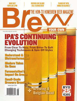 Brew Your Own May-June 2020