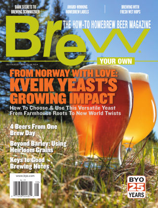 Brew Your Own July-August 2020