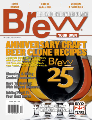 Brew Your Own September 2020