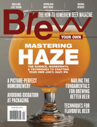 Brew Your Own March-April 2021