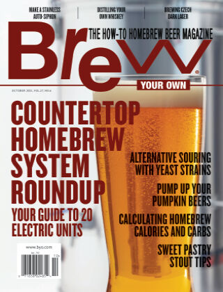 Brew Your Own October 2021