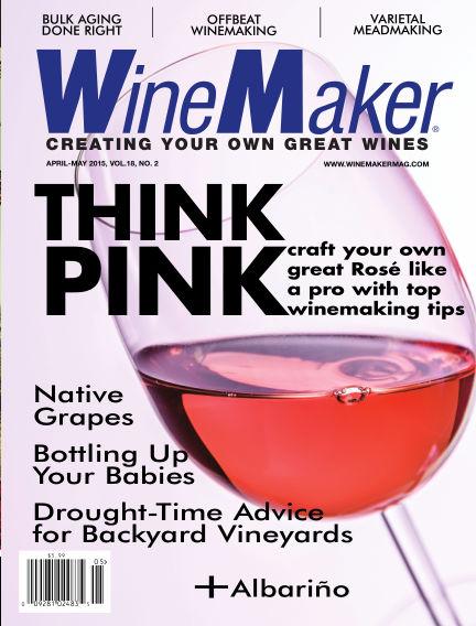 WineMaker March 15, 2015 00:00