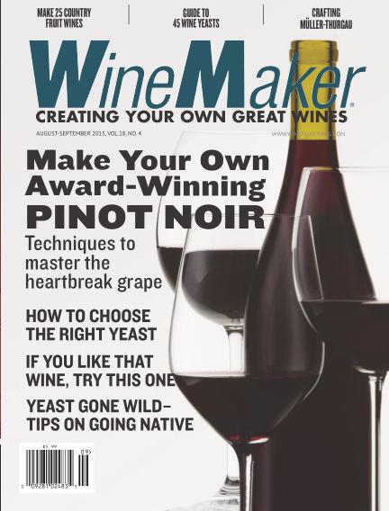 WineMaker July 10, 2015 00:00