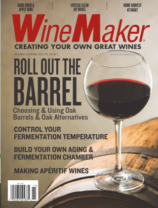 WineMaker Oct.-Nov. 2015