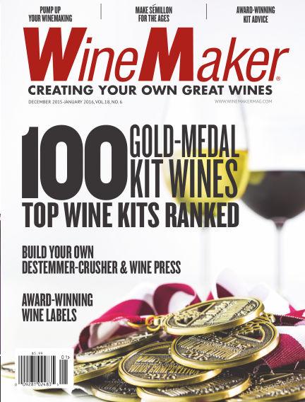 WineMaker November 10, 2015 00:00