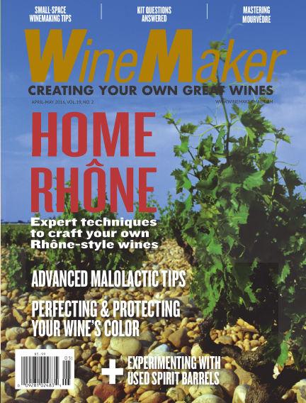 WineMaker March 10, 2016 00:00