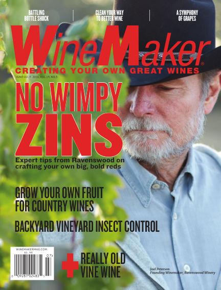 WineMaker May 10, 2016 00:00