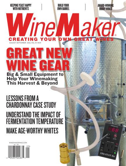 WineMaker July 08, 2016 00:00