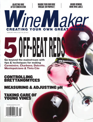 WineMaker February-March 2017