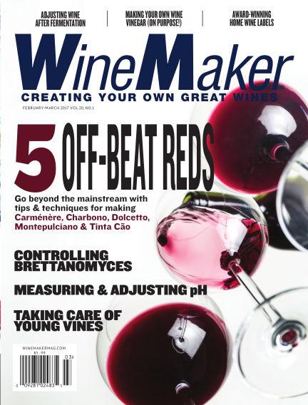 WineMaker January 10, 2017 00:00