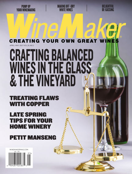 WineMaker March 15, 2017 00:00