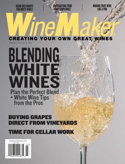 WineMaker May 10, 2017 00:00