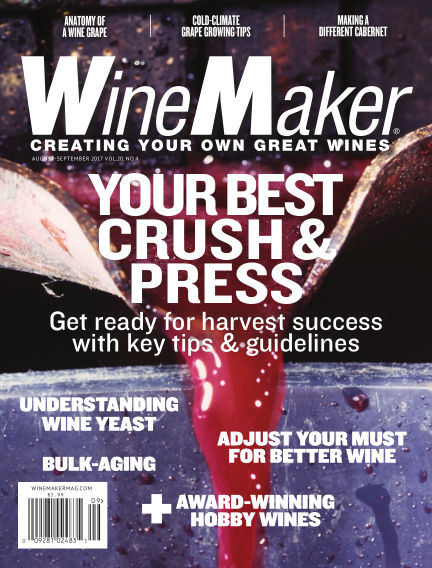 WineMaker July 10, 2017 00:00