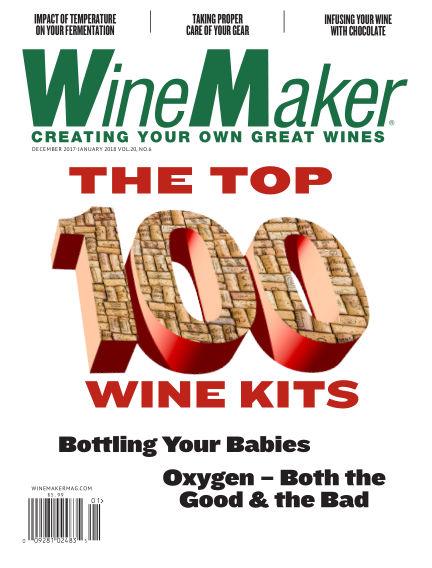 WineMaker November 10, 2017 00:00