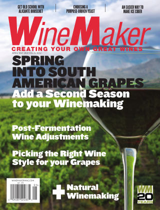WineMaker April-May 2018