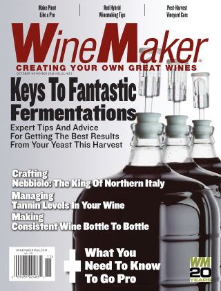 WineMaker Oct-Nov 2018