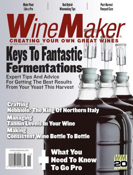 WineMaker September 10, 2018 00:00