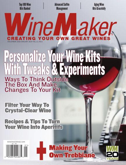 WineMaker November 09, 2018 00:00