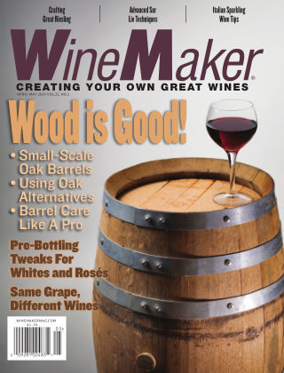 WineMaker April-May 2019