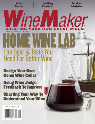 WineMaker Aug-Sept 2019