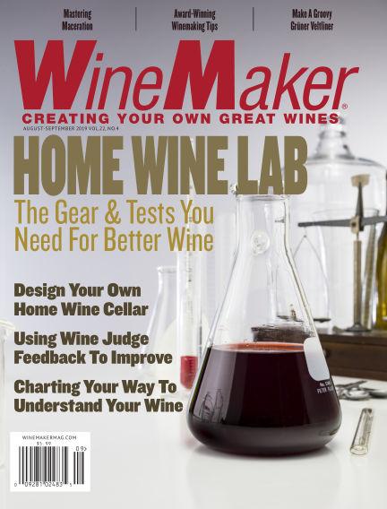 WineMaker July 10, 2019 00:00
