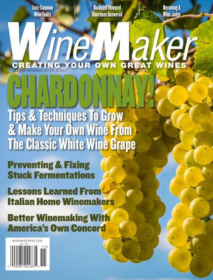WineMaker September 10, 2019 00:00
