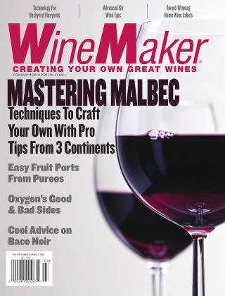 WineMaker Feb-March 2020