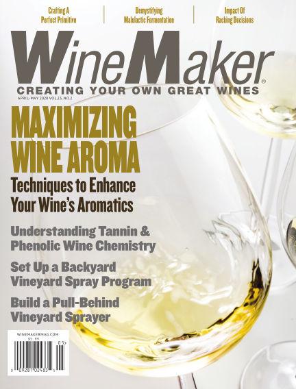 WineMaker March 10, 2020 00:00