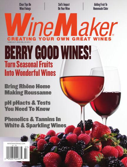 WineMaker May 11, 2020 00:00