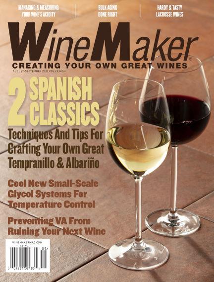 WineMaker July 10, 2020 00:00