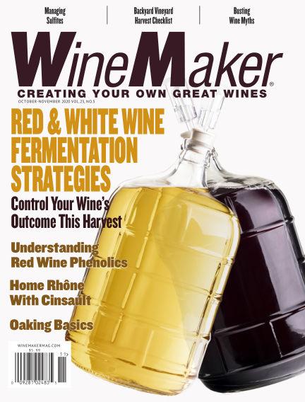 WineMaker September 10, 2020 00:00