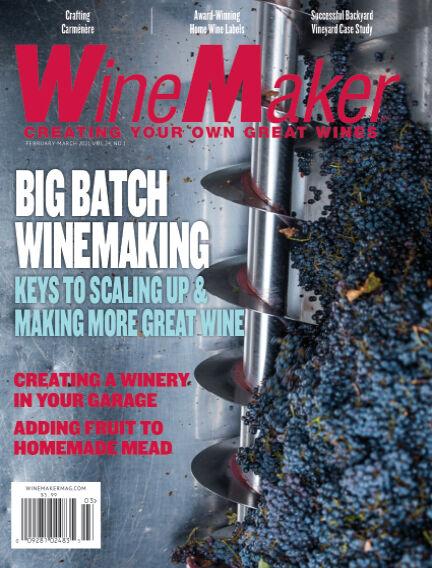 WineMaker January 11, 2021 00:00